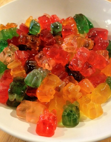 how to make vodka gummy bears in 24 hours